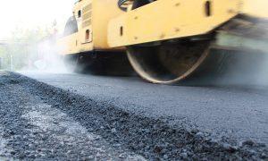 Текущий и капитальный ремонт дорог